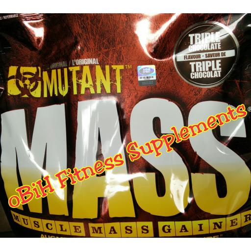 Jual Mutantmass 2 Lbs Ecer Keteng Repack Trial Size Mutant Mass 2Lbs 7 Elements Di Indonesia