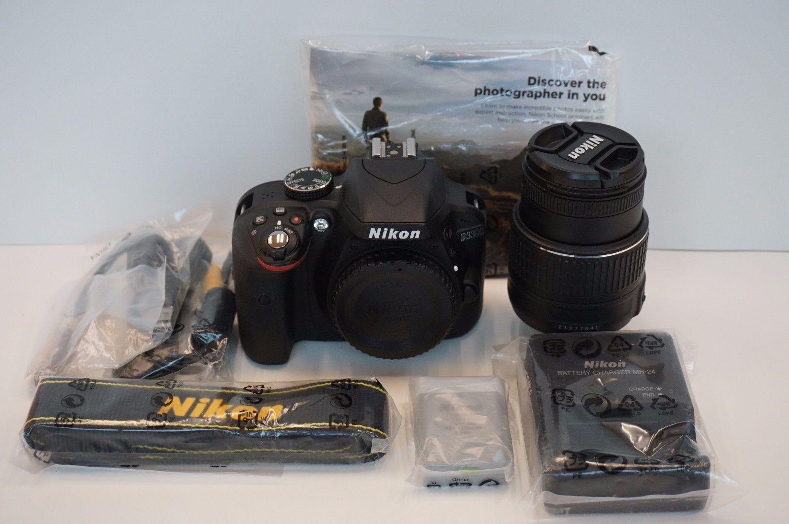 Kelebihan Nikon D5600 Kit Af P 18 55mm Terkini Daftar Harga Dan Vr Paket D3300 W S Dx Ii