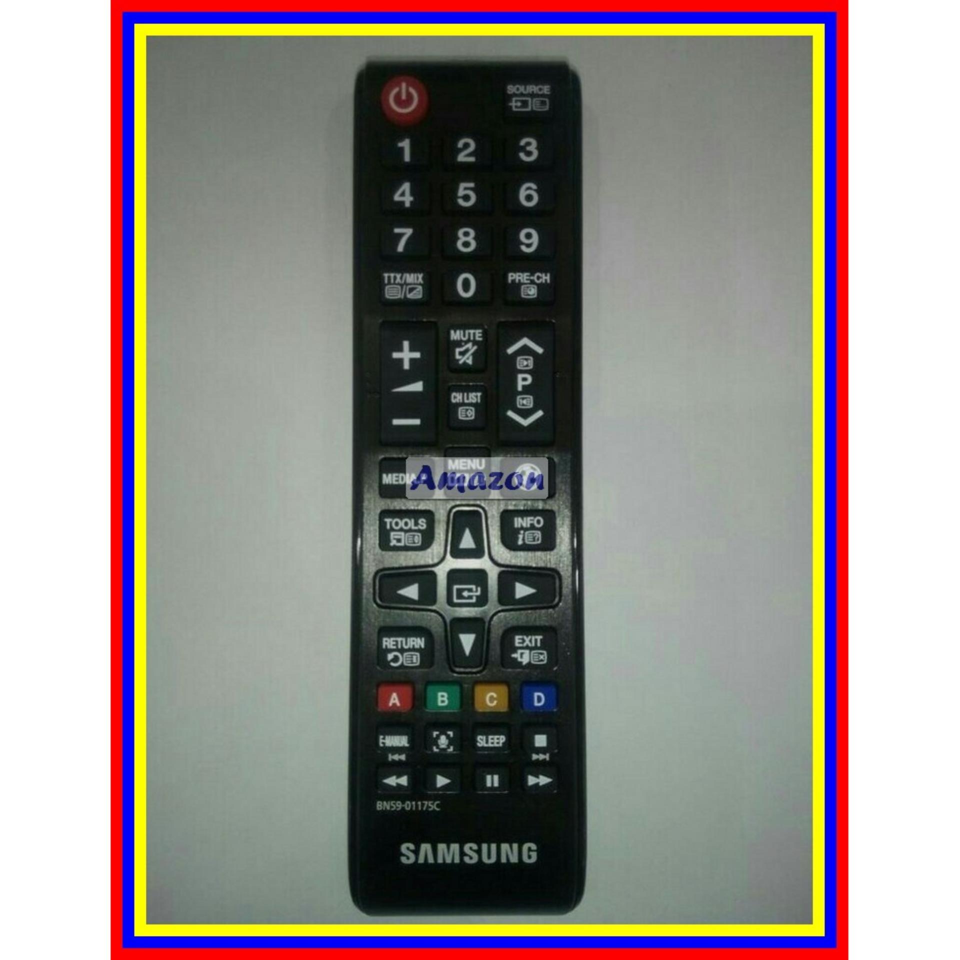 Remot Remote Tv Samsung Lcd Led Plasma Bn59 01175C Ori Original Asli