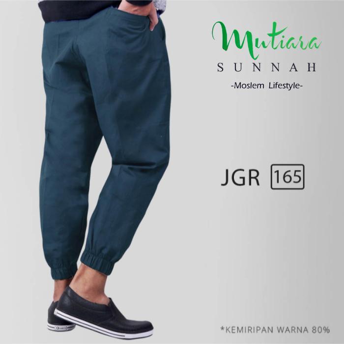 Detail Gambar Jogger Pants Celana Jogger Sirwal Jogger Celana Jogging Pria JGR 165 Terbaru