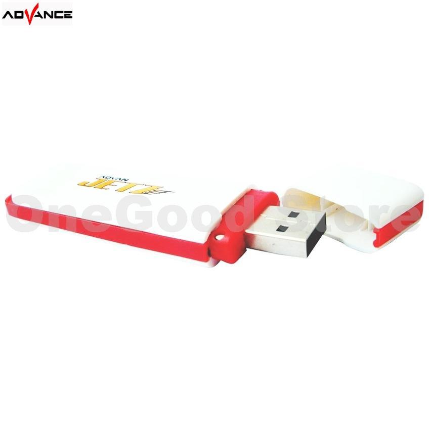 ... ADVAN Jetz Modem USB 3.5G DT-10 Unlock All GSM + Free Kartu Perdana