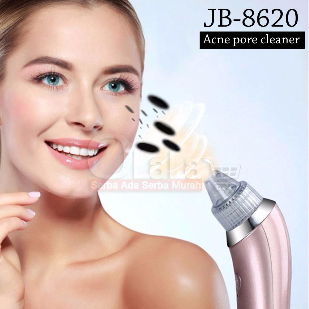 Kelebihan Jb 8620 Beautiful Skin Care Expert Alat Pembersih Komedo Facial Pore Cleaner Penyedot Dan Jerawat Beauty