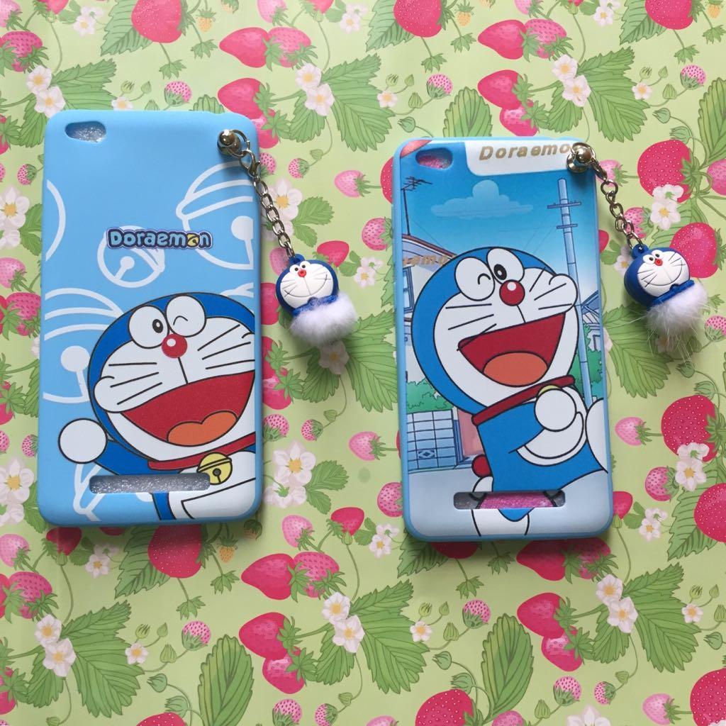 Case/Softcase Doraemon 3D Gantungan For Xiaomi Redmi 4A - RL2902