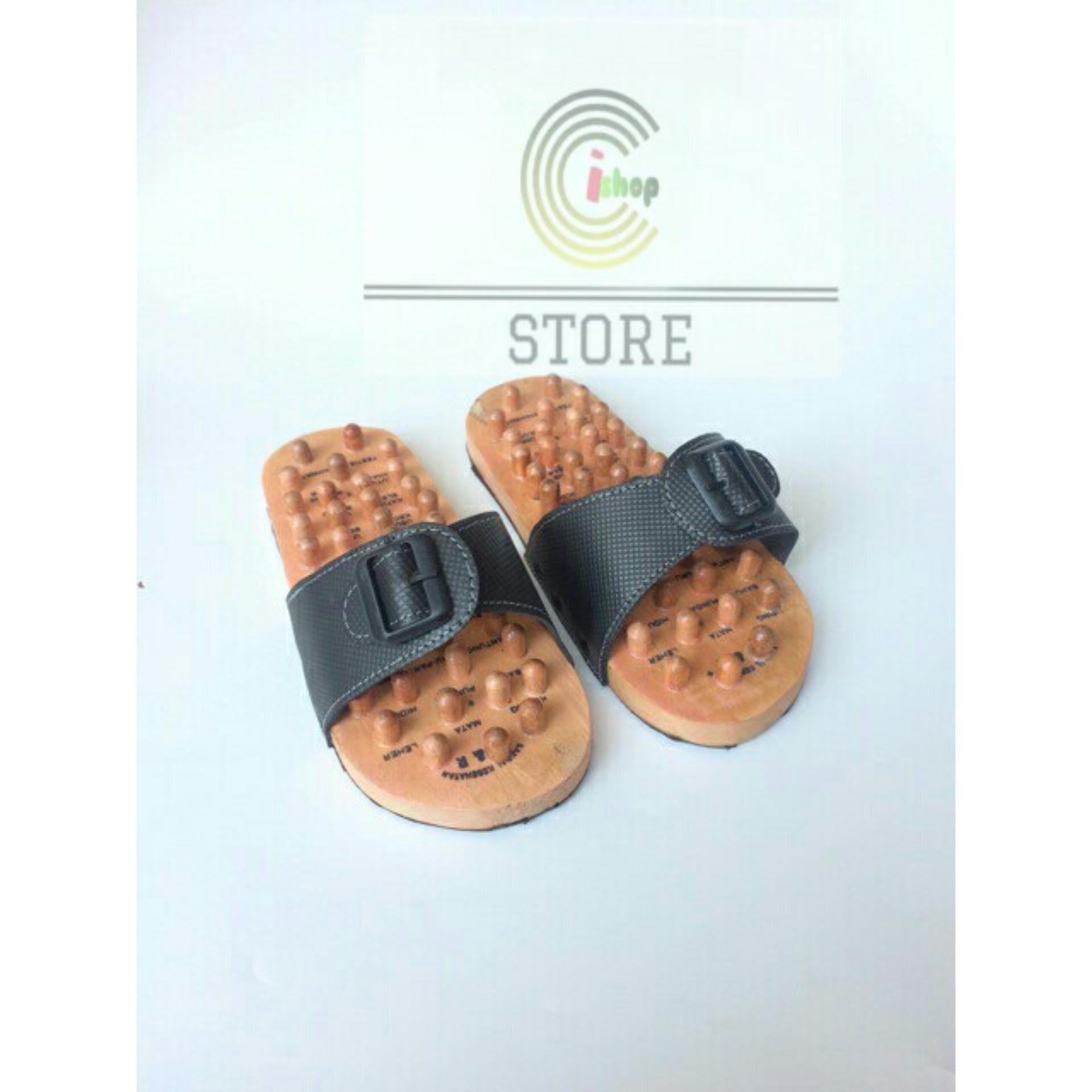 Fitur Pijat Kaki Sandal Kesehatan Sepatu Refleksi Magnetik Sehat Akupuntur