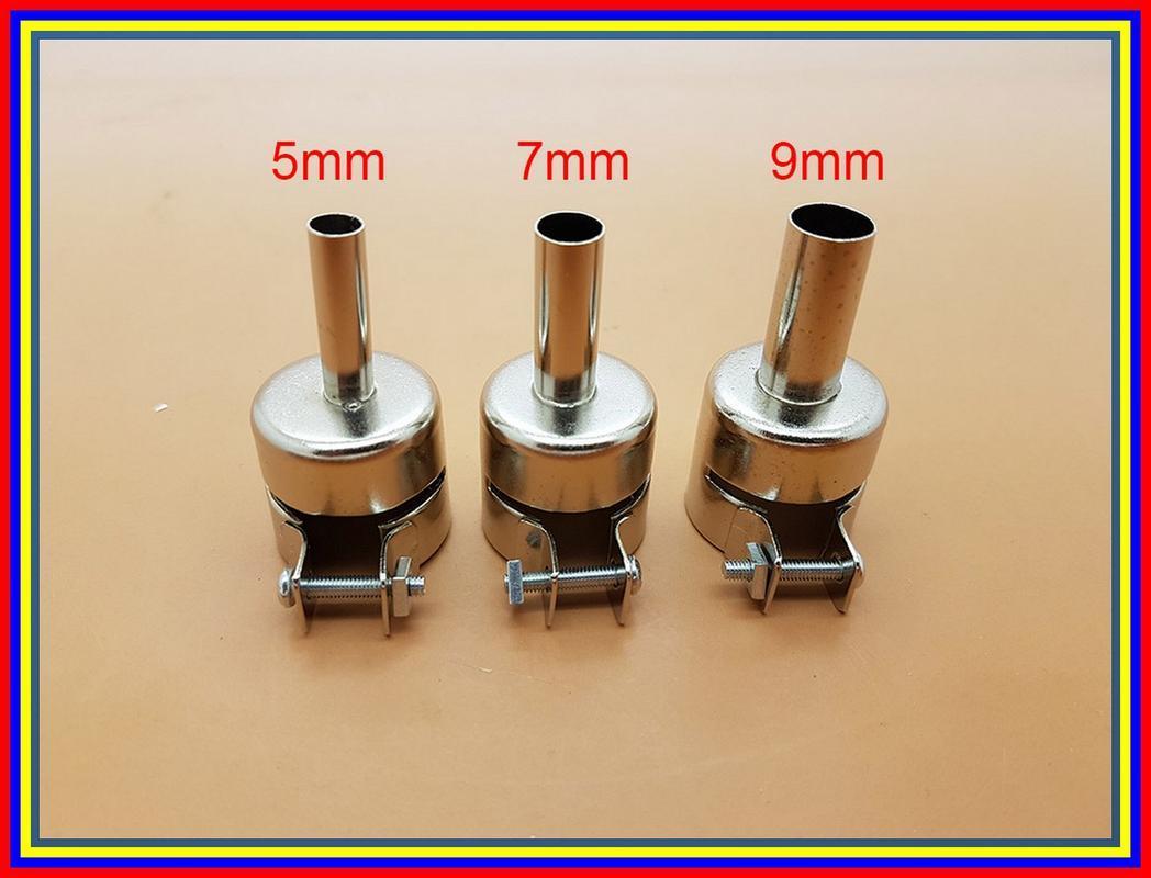 Harga 25mm3mm4mm5mm6mm7mm8mm9mm10mm Belt Hole Hollow Punch Setelan Kodok Panda 1125 Mata Solder Blower Uap Nozle Isi 3 Pcs 9mm 7mm 5mm