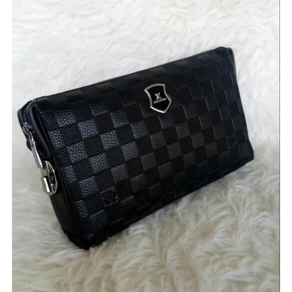 Handbah Tas Tangan Lv Pria Clutch Louis Vuitton - Hx8cac