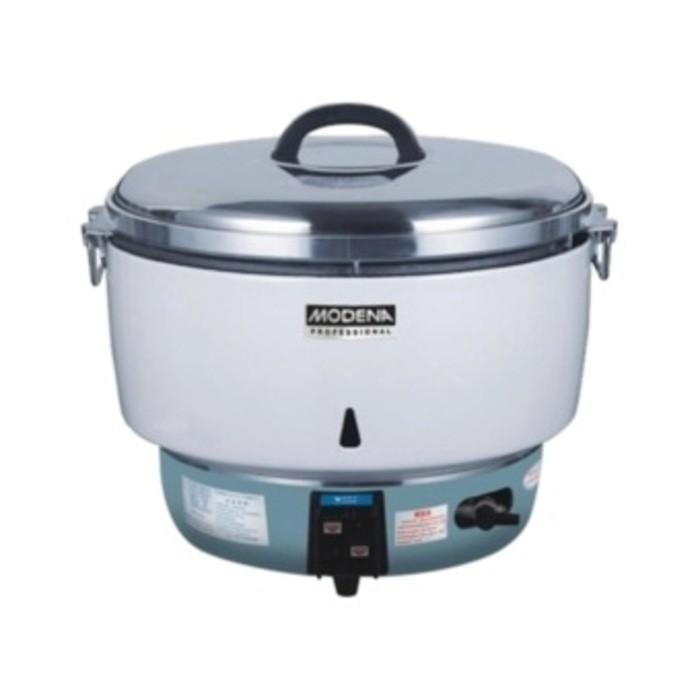 Gas Rice Cooker 10 Liter Cr1001g Modena New !! Termurah .. - 5Uadpp