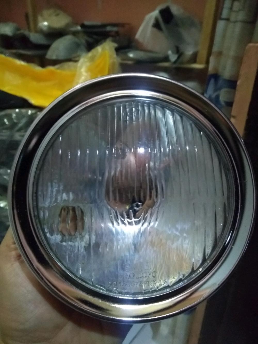 Reflektor  Vespa Sprint Bagol Merk Elma Seken