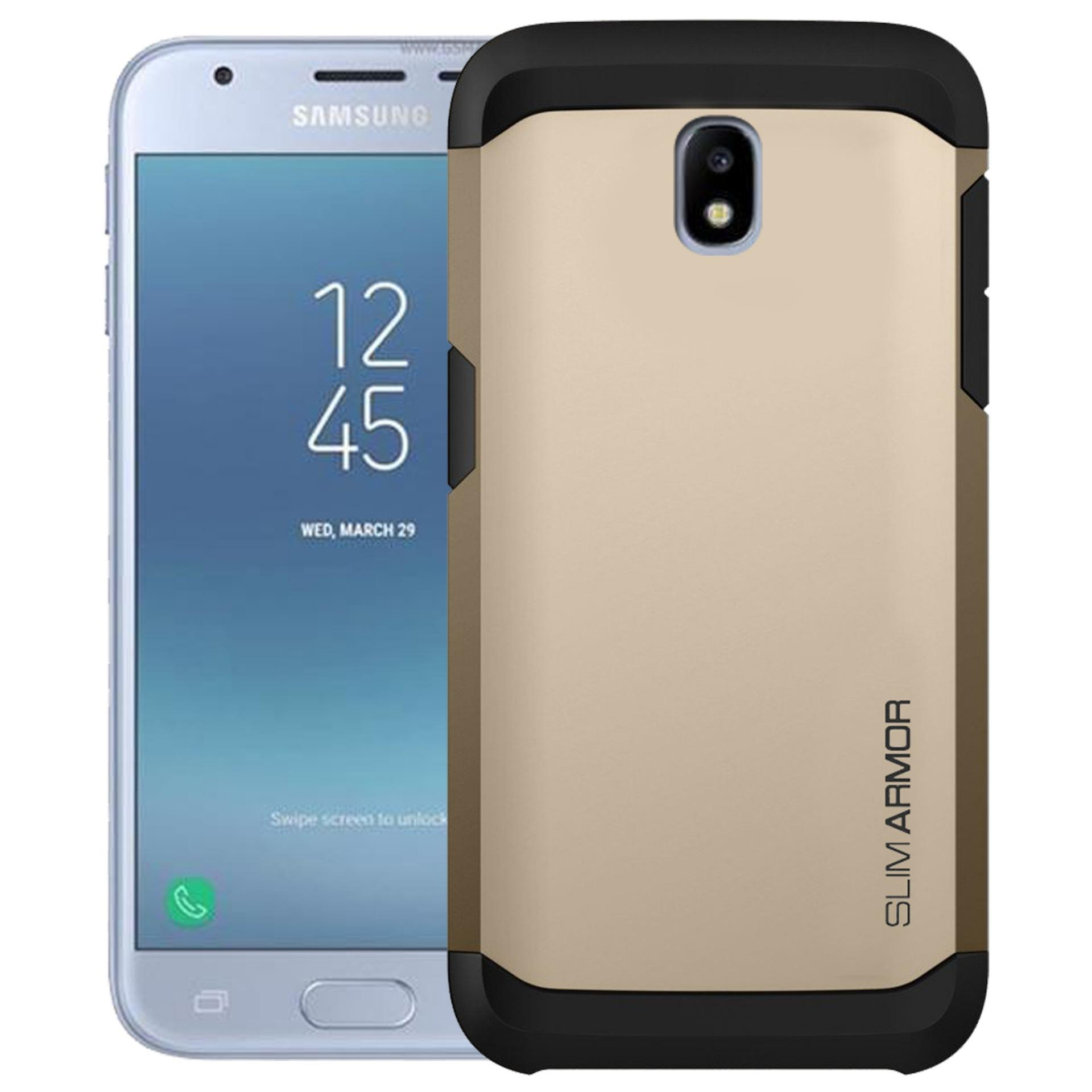 Case Slim Armor for Samsung Galaxy J7 Pro - Gold