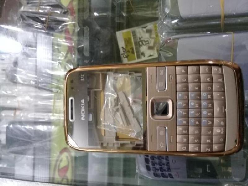 Casing /Housing fullset Nokia E72 shapire
