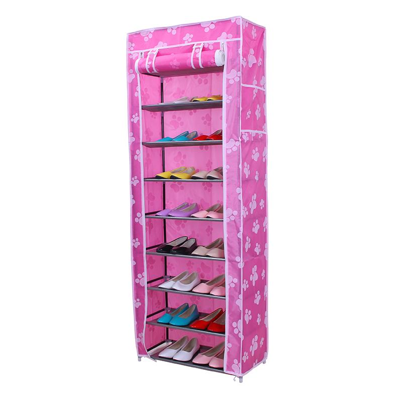 RS10 OX PINK FEET (Oxford) - 4 .