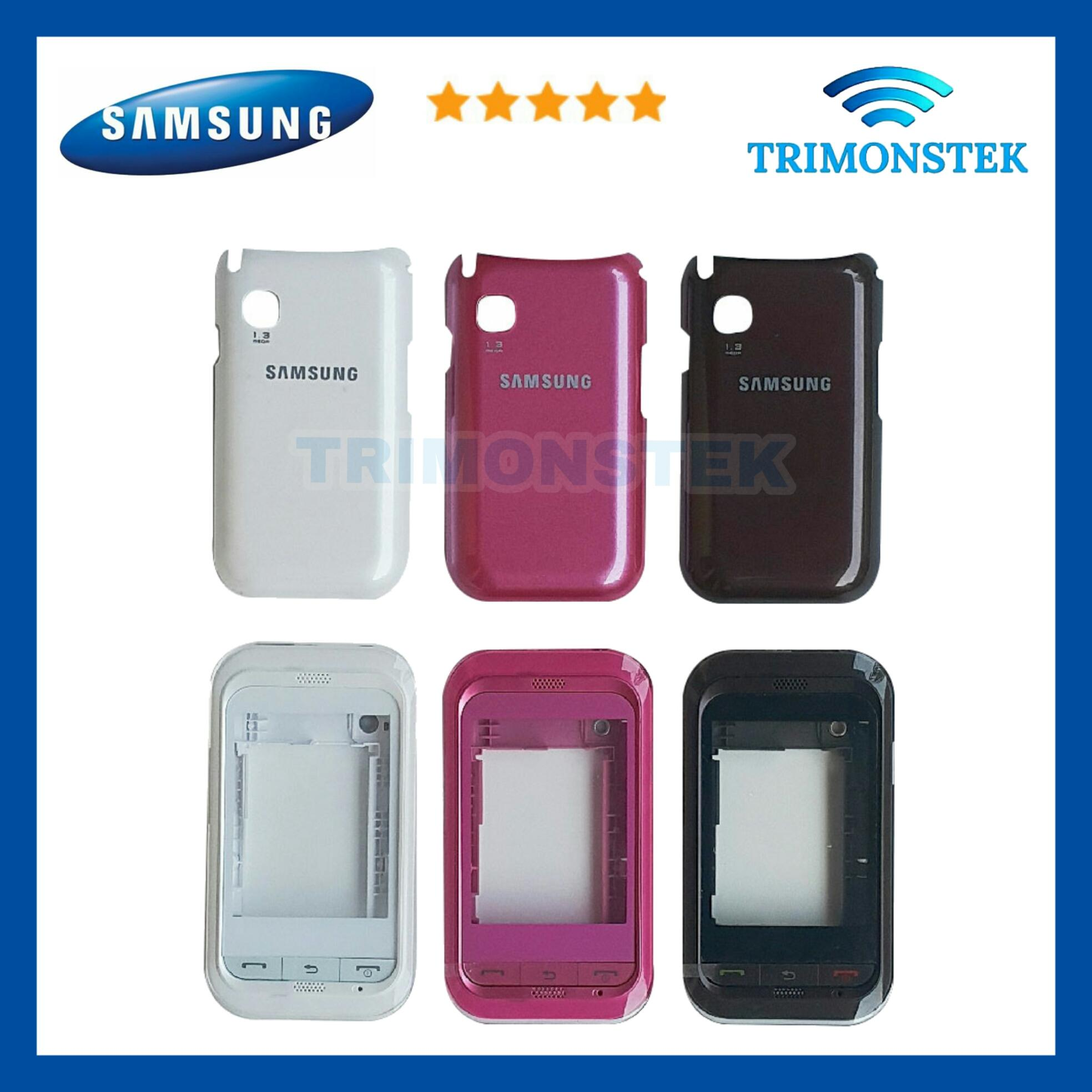 Housing Casing Fullset Samsung GT Champ C3303