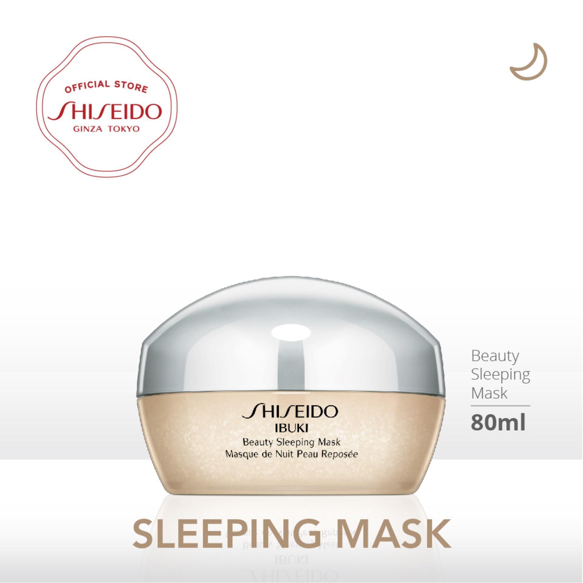 Review Innisfree Jeju Orchid Sleeping Mask 80ml Dan Harga Terbaru Pack Shiseido Ibuki Beauty