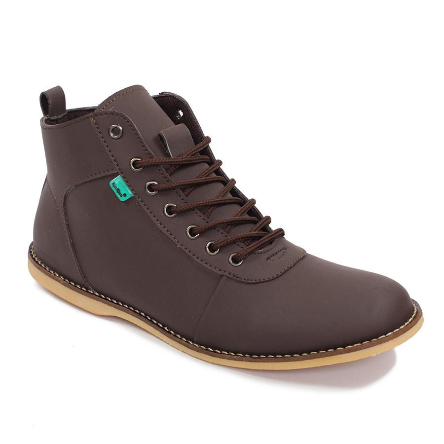 ... sepatu casual boots pria kickers bandit brodo boot formal keren murah -  3 ... 76895bd830