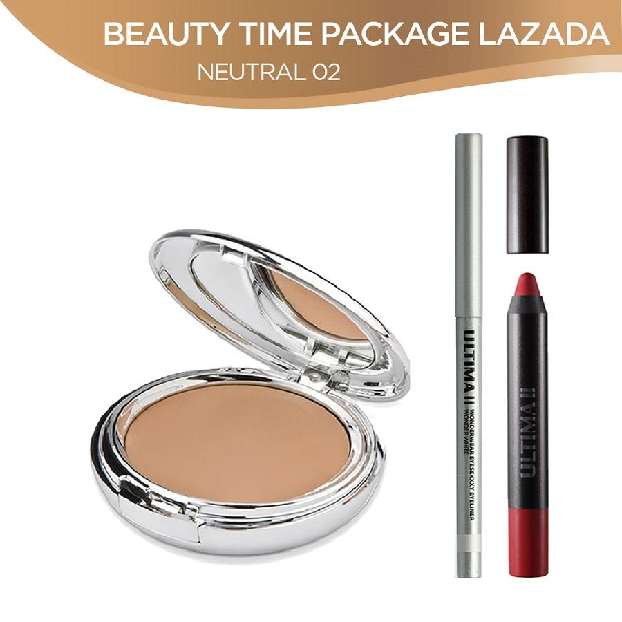 Ultima II Beauty Time Package Exclusive Lazada- Neutral 02