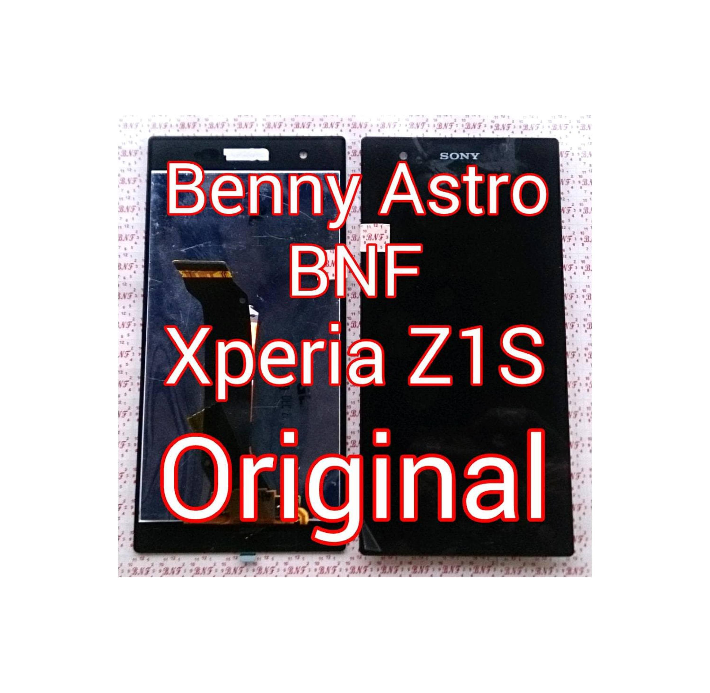Original LCD plus TouchScreen Sony Xperia Z1S - C6916