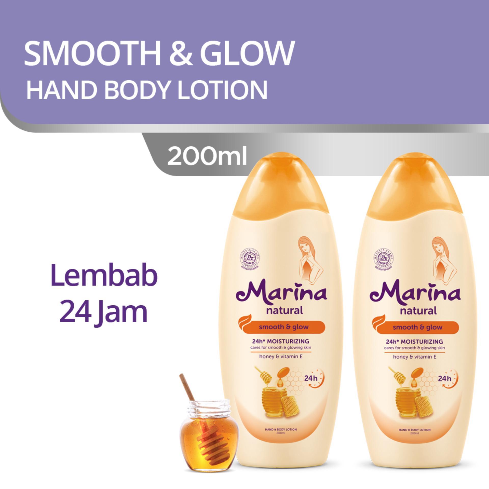 Kelebihan Kaila Natural Body Lotion 100ml Isi 3 Pcs Mix Terkini Collagen Nasa Marina Hand Smooth Glow 200 Ml
