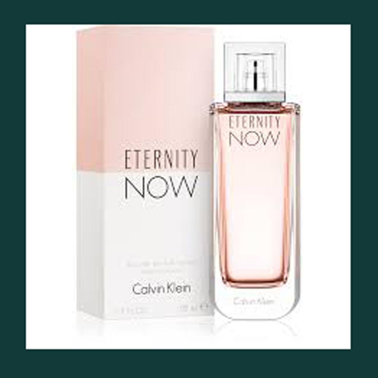 Parfum Wanita import murah terlaris Eternity Now Edp 100ml