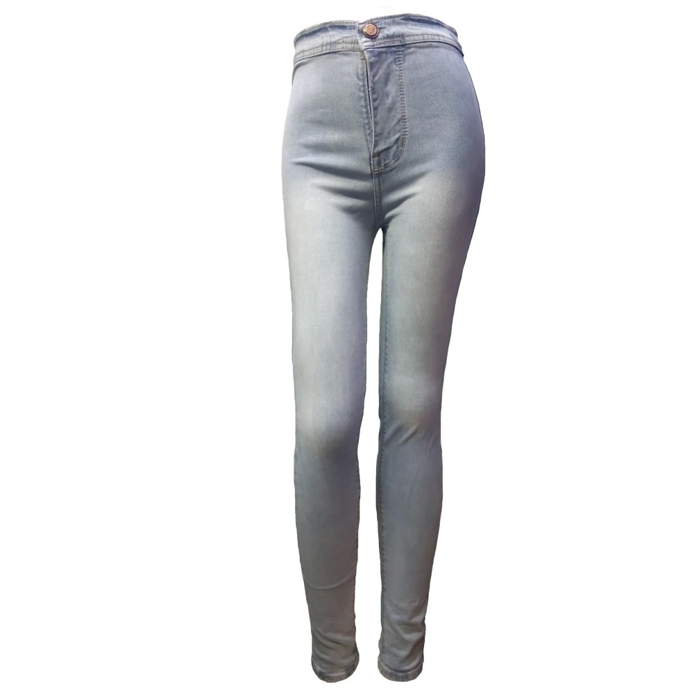 Mj Celana Jeans Wanita Biru Polos Softjeans Daftar Harga Cewek Nj Nuriel Denim Premium Quality New Arrival High Waist