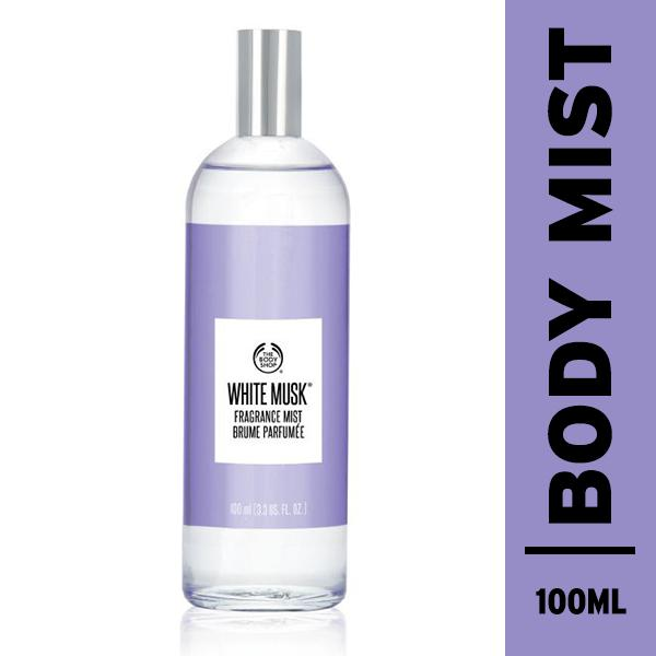 Miliki Segera The Body Shop White Musk Mist 100Ml