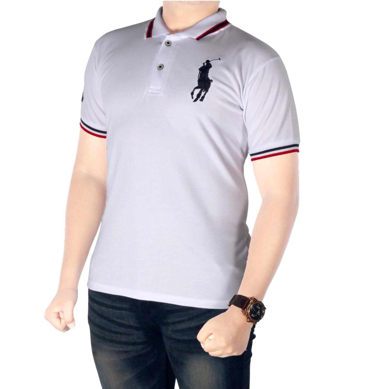 Beli Barang Dgm Fashion1 Kaos Polo Pria Putih Kuda Kaos Polo Kerah Polo Kaos Polo Men Poloshirt Baju Kaos Kaos Distro Polo Distro Kaos Murah Kaos Casual Kaos Polos Polo Polos Ip 4547 Online
