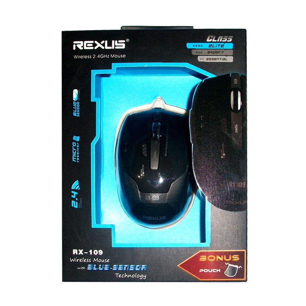 Fitur Rexus Rx 109 Gaming Mouse Wireless Dan Harga Terkini Katalog Warfaction 2 In 1 Combo Keyboard Vr2 3