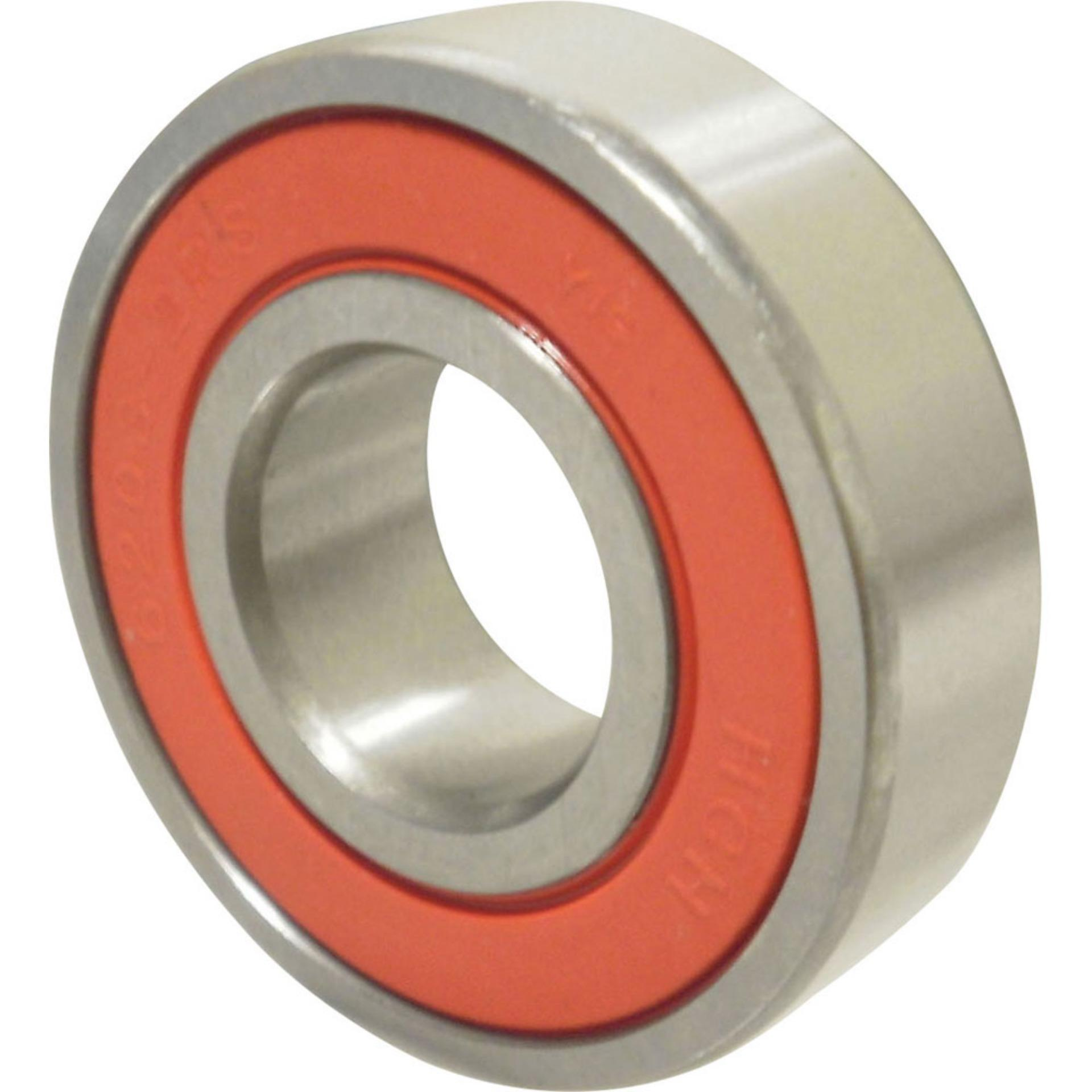 OsakaSpirit Ball Bearing 6200 2RS Series, Both Sides Contact Rubber Seal Type 6202-2RS