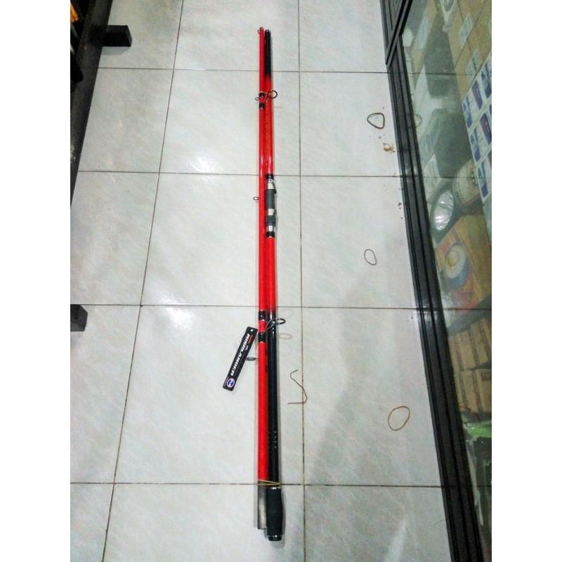 Joran Laut Maguro Highlander 420 Cm Ring Fuji Section 3
