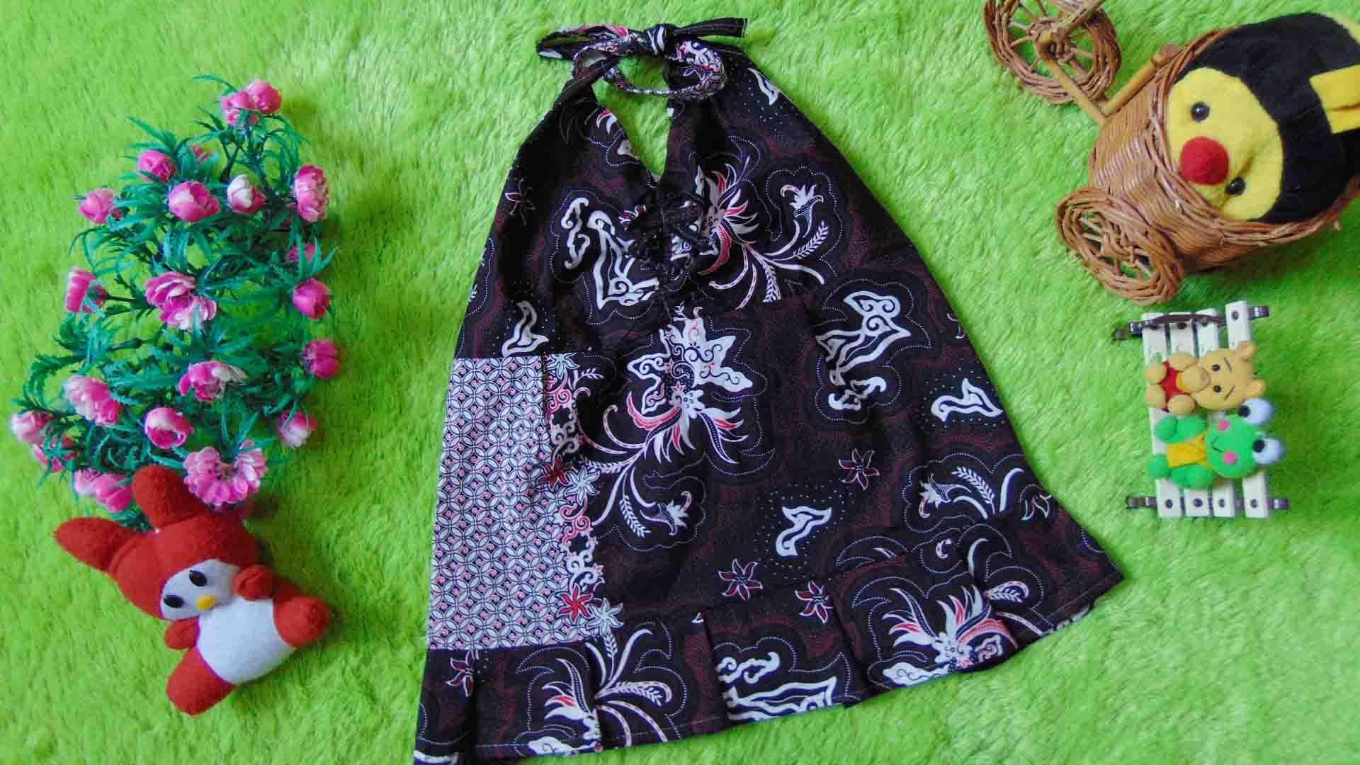 Fitur Kembarshop Dress Pesta Baju Batik Anak Bayi Perempuan 0 Setelan Celana Joger 12bulan Bcl Motif Random