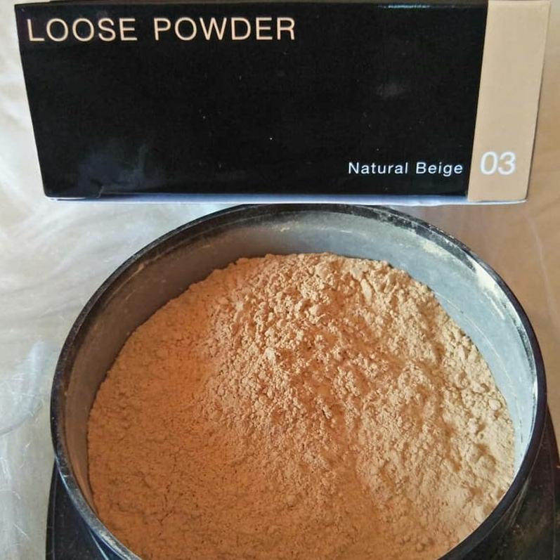PIXY Loose Powder / Bedak Tabur 02 Natural Beige