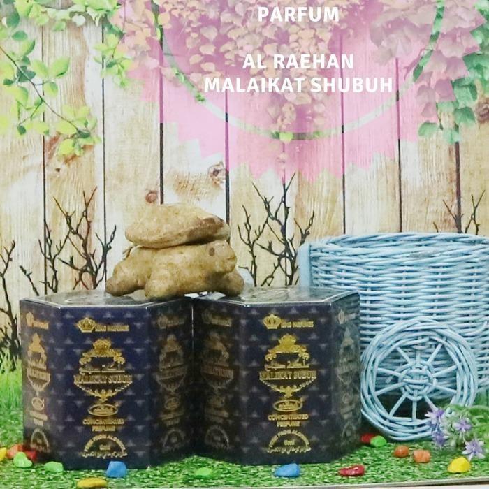 Harga Nabawi Parfum Al Raehan Malaikat Subuh Yang Murah