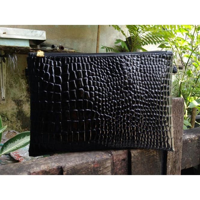 Kentux Tas Slempang Wanita Crocodile   Tas Slempang Mini   Tas Slempang  Desain . 348529e717