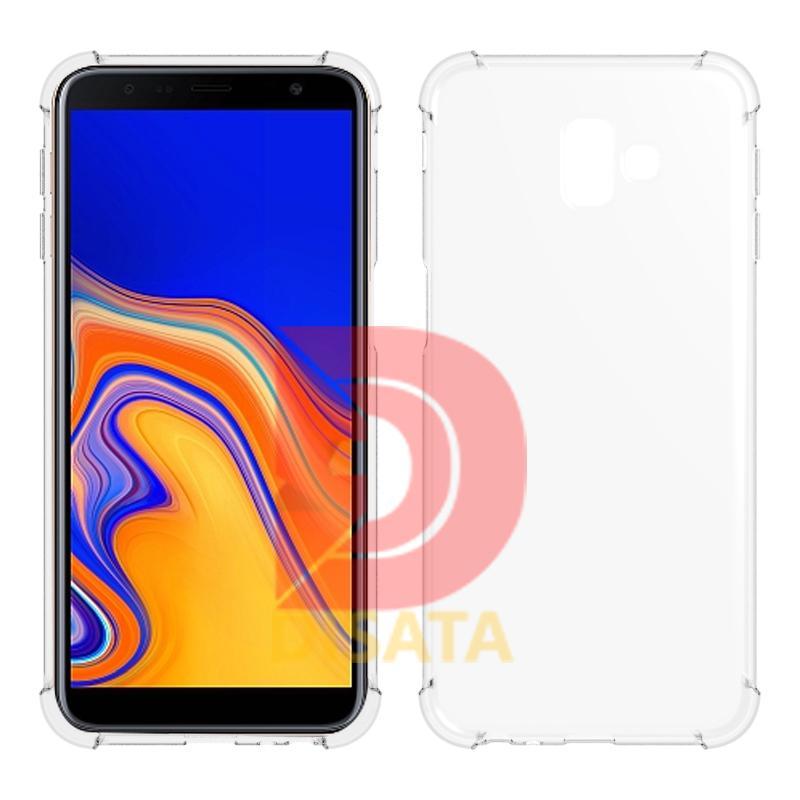 Case Anti Crack Samsung Galaxy J6 PLUS 2018 / J6+ 6.0 Anti Shock Jelly Case