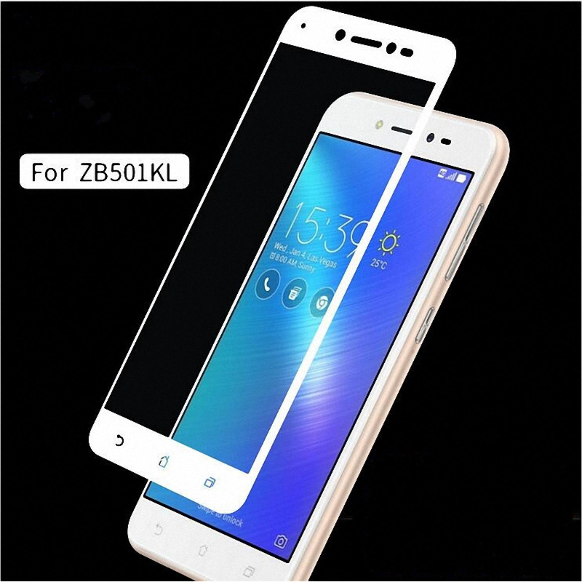 Nillkin Sparkle Leather Case Flip Cover Original Asus Zenfone 3 Tempered Glass Screen Protection For 2 55 Hd Protector Live Zb501kl Full List Warna Putih