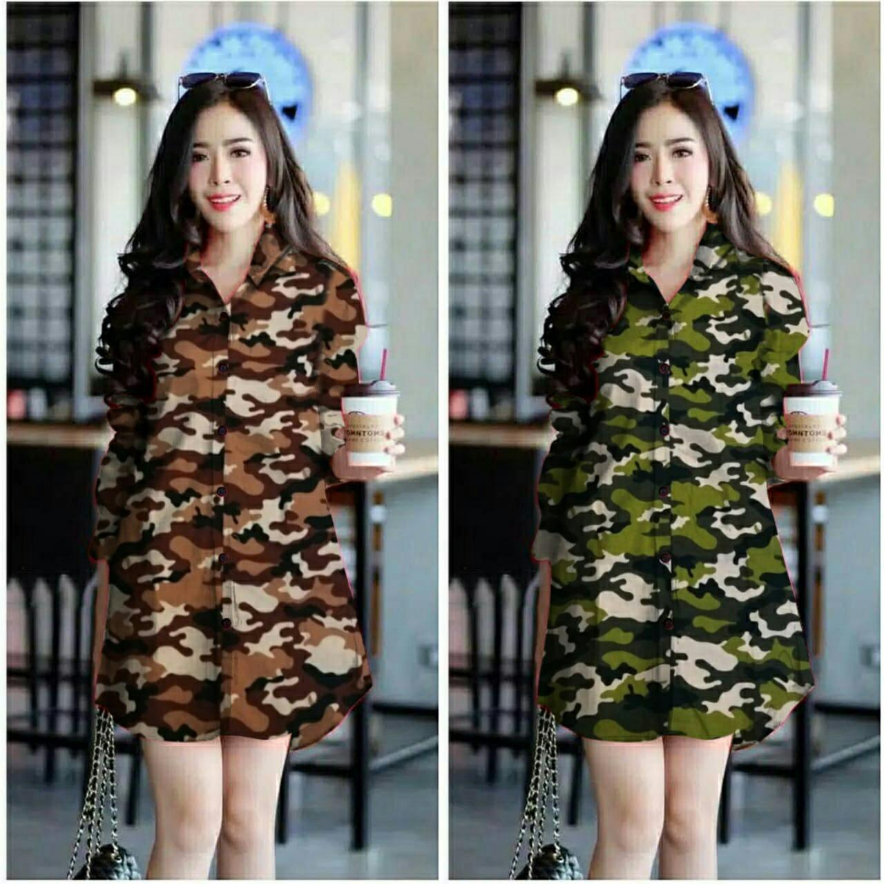 Gambar Produk Rinci Gudang Fashion - Tanktop Loreng Wanita - Loreng Terkini. Source · Kafis