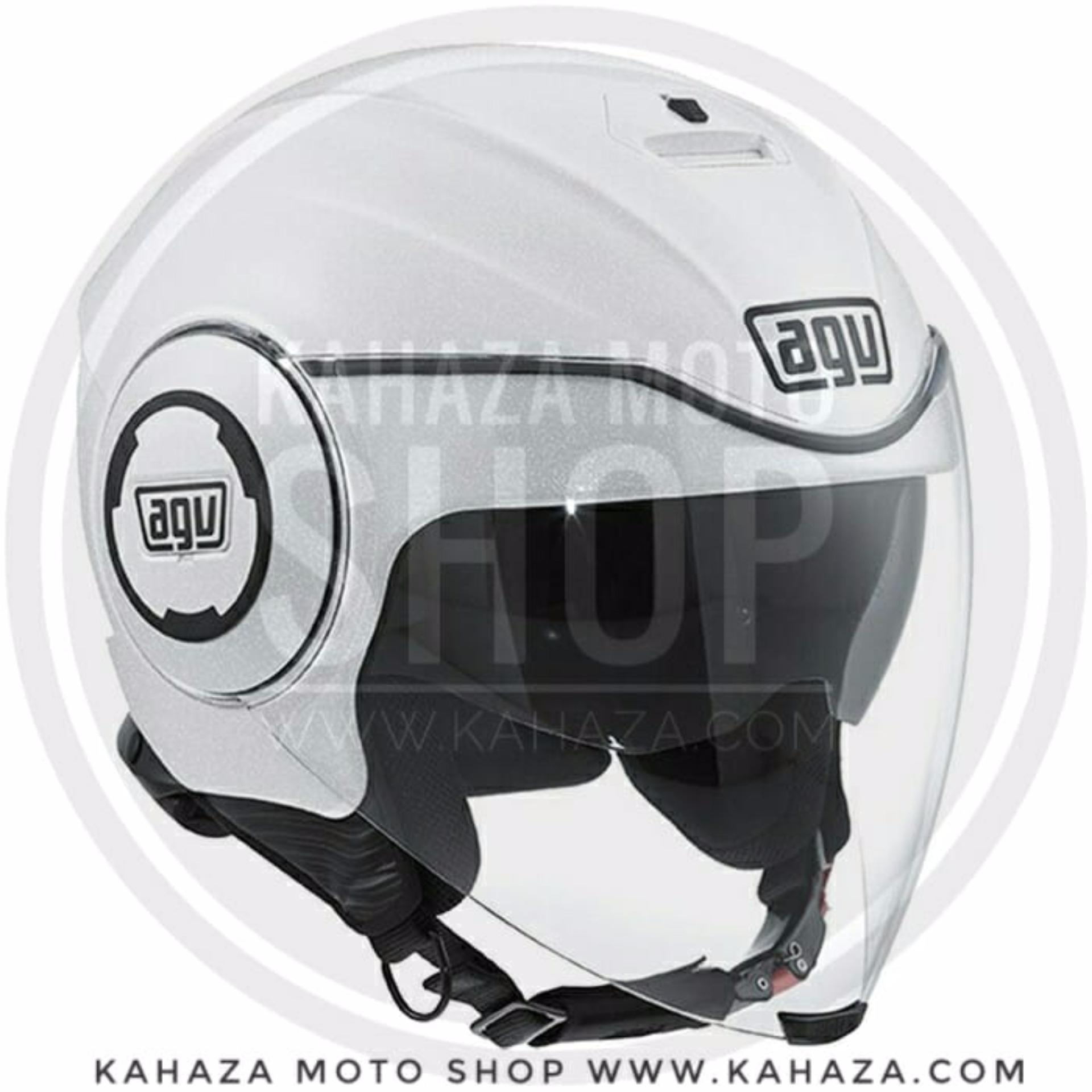 Buy Sell Cheapest Agv K3sv White Best Quality Product Deals Zeus 811 Black Green Al3 Helm Fullface M L Xl Fluid Pearl Asian Fit Sni
