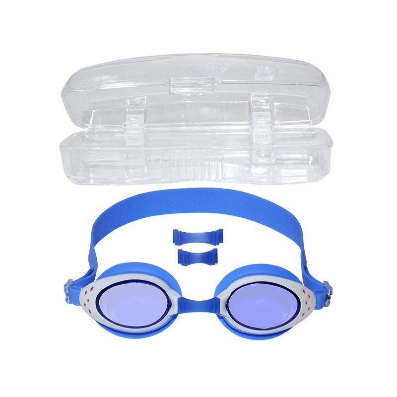 EELIC KAR-KR06 Kacamata Renang Untuk Anak-Anak Max 10 Tahun Anti Radiasi