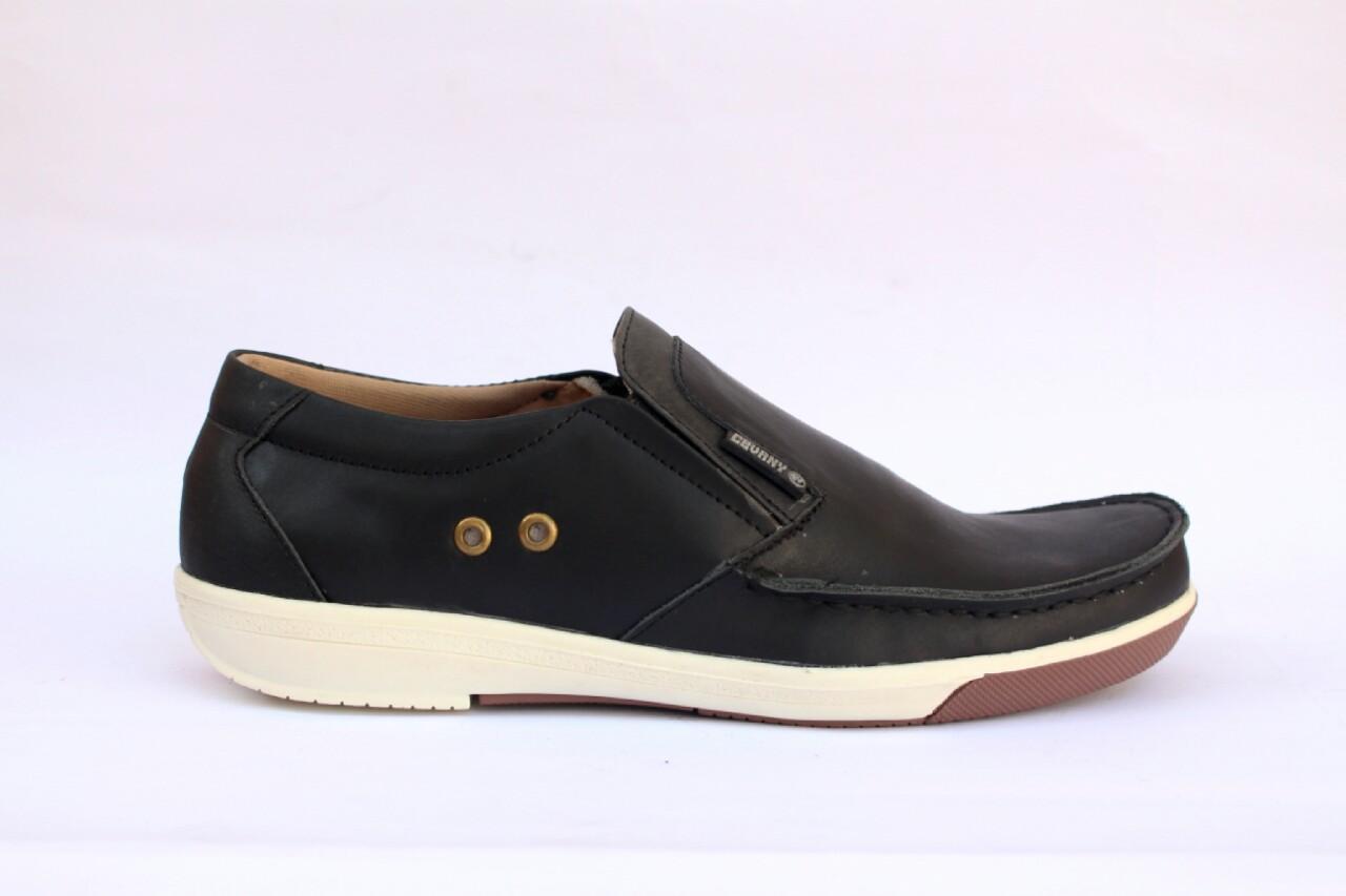 Periksa Peringkat Sepatu Pria Cevany Original Slip On Kulit Pantopel Badami Img 6781 1497390362971