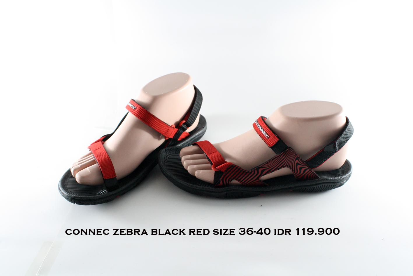 Kelebihan Carvil Alonso Sepatu Sandal Gunung Pria Hitam Merah Ladies Felicia Gl Red Grey 38 Connec Zebra Wanita