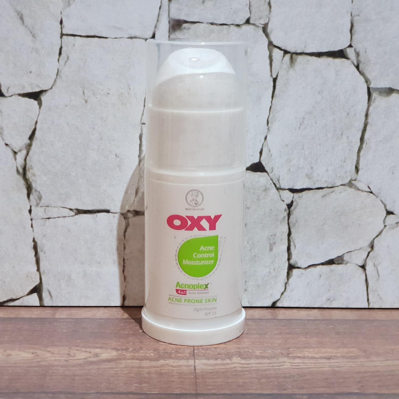 Kelebihan Ponds Acne Solution Anti Daily Expert Moisturizer 20g Men Gel 20 Gr Oxy Control 45g
