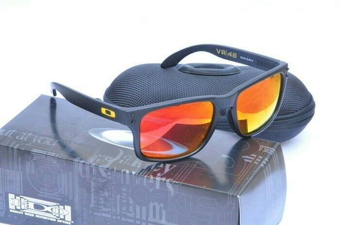 Fitur Sedang Diskon!! Kacamata Oakley Holbrook Vr 46 Mirror Lens ... bb132060a5