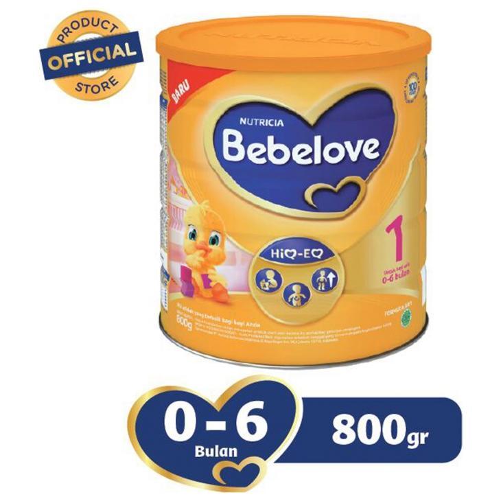 BEBELOVE 1 TIN 800GR