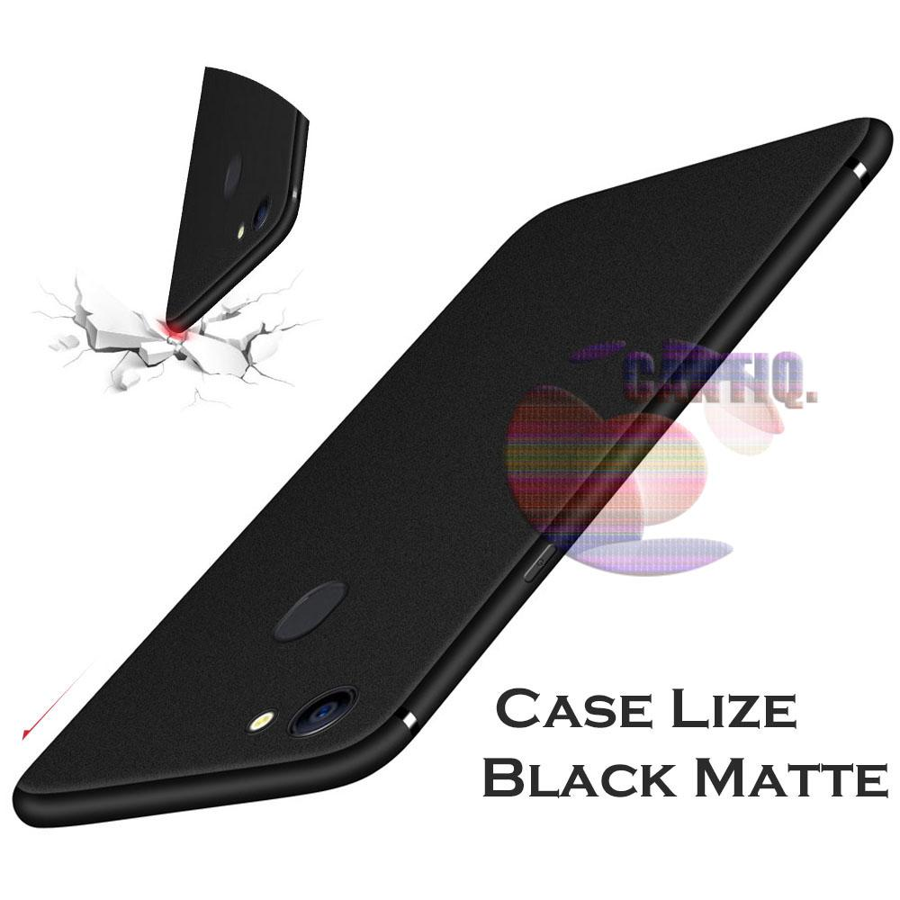 Lize Jelly Case Oppo F7 Candy Rubber Skin Soft Back Case / Softshell / Silicone Oppo