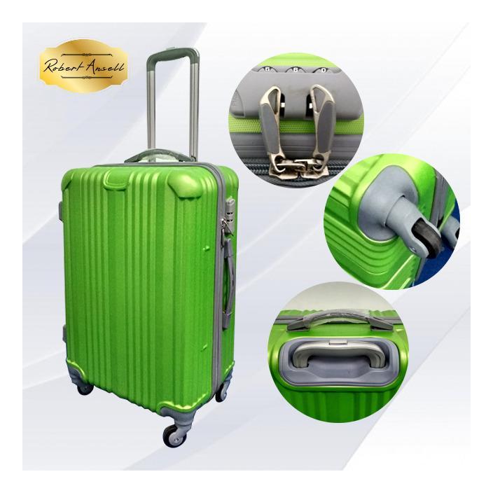 Jual Koper Travel Murah Roda 4 Robert Ansell 20 Inch Abs Hardcase Banten