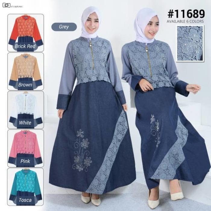 Gamis Burkat# 11689#