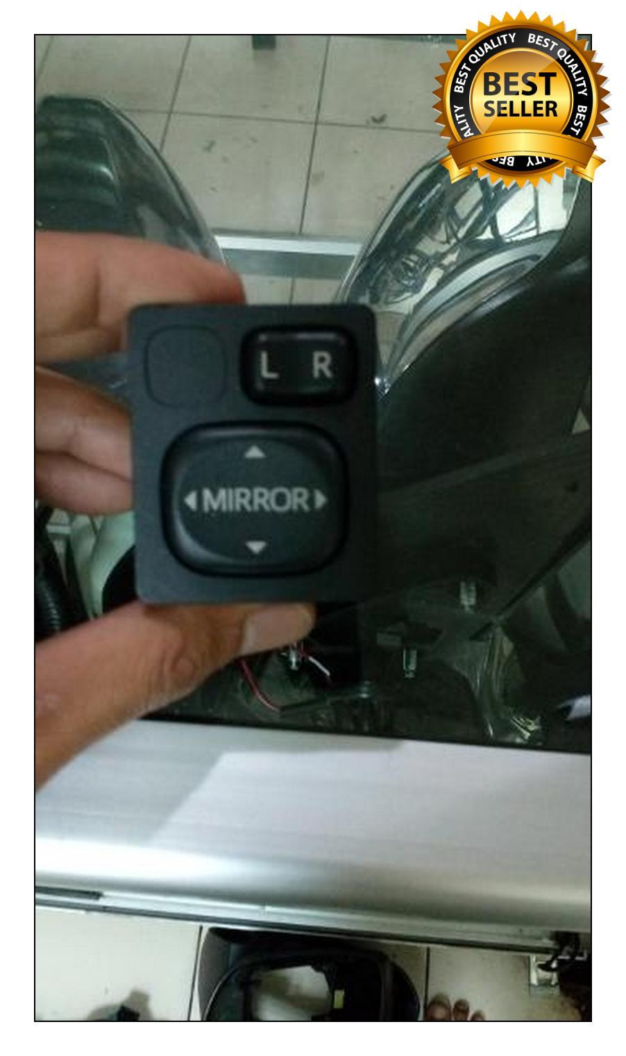 spion avanza elektrik +tombol pengatur kaca+instlasi kabel