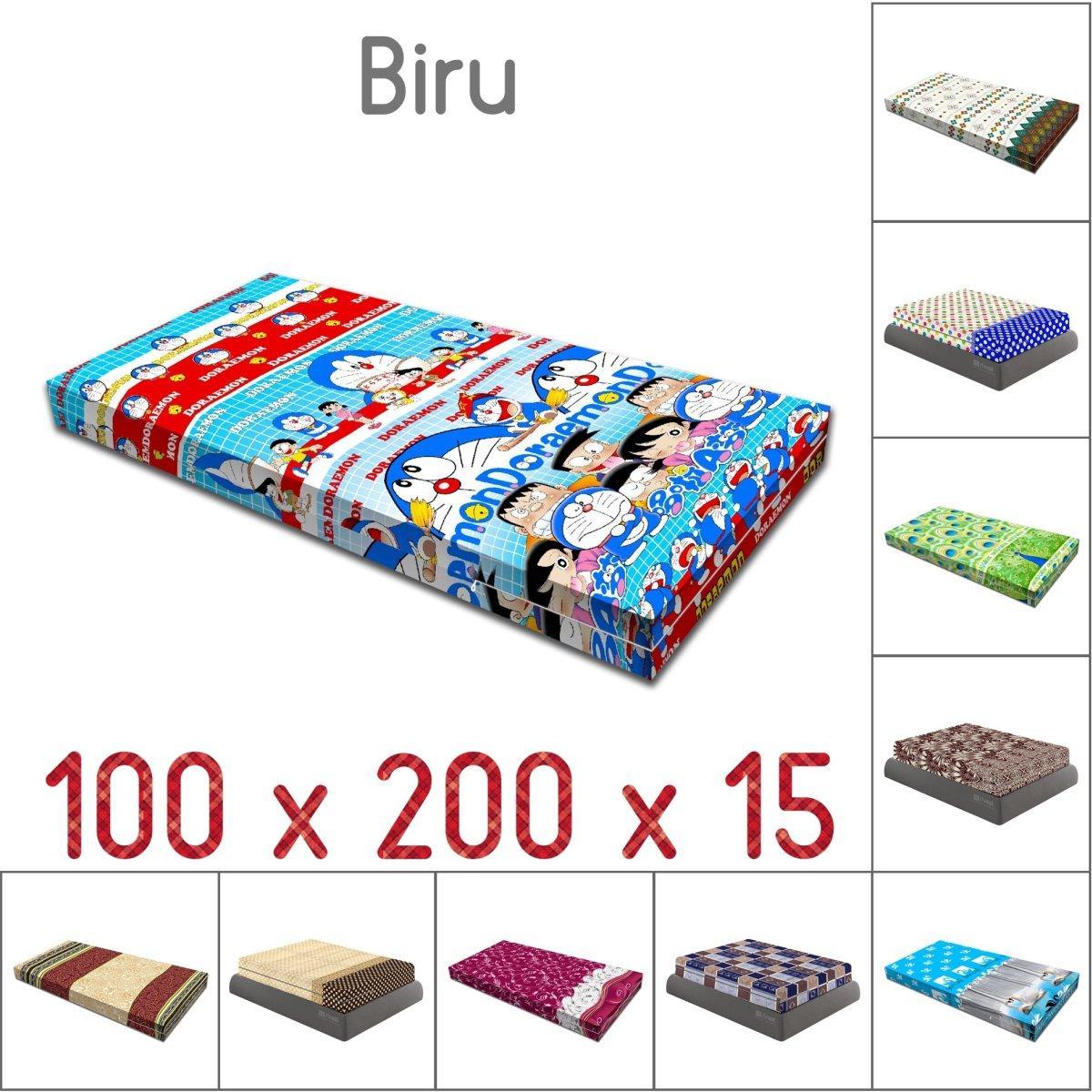 Rivest Sarung Kasur 100 x 200 x 15 cm - Sprei Resleting