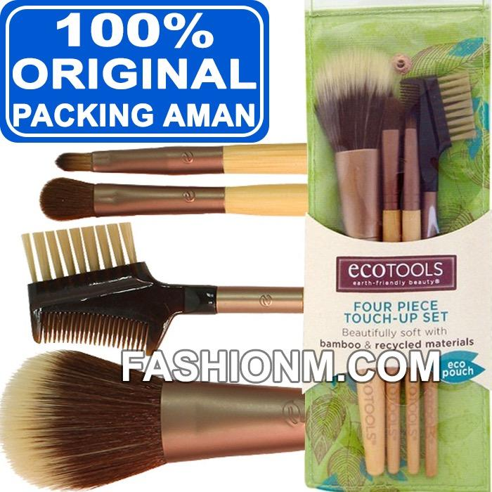 Model Ecotools Four Piece Touch Up Set 1289 Yellow Terbaru