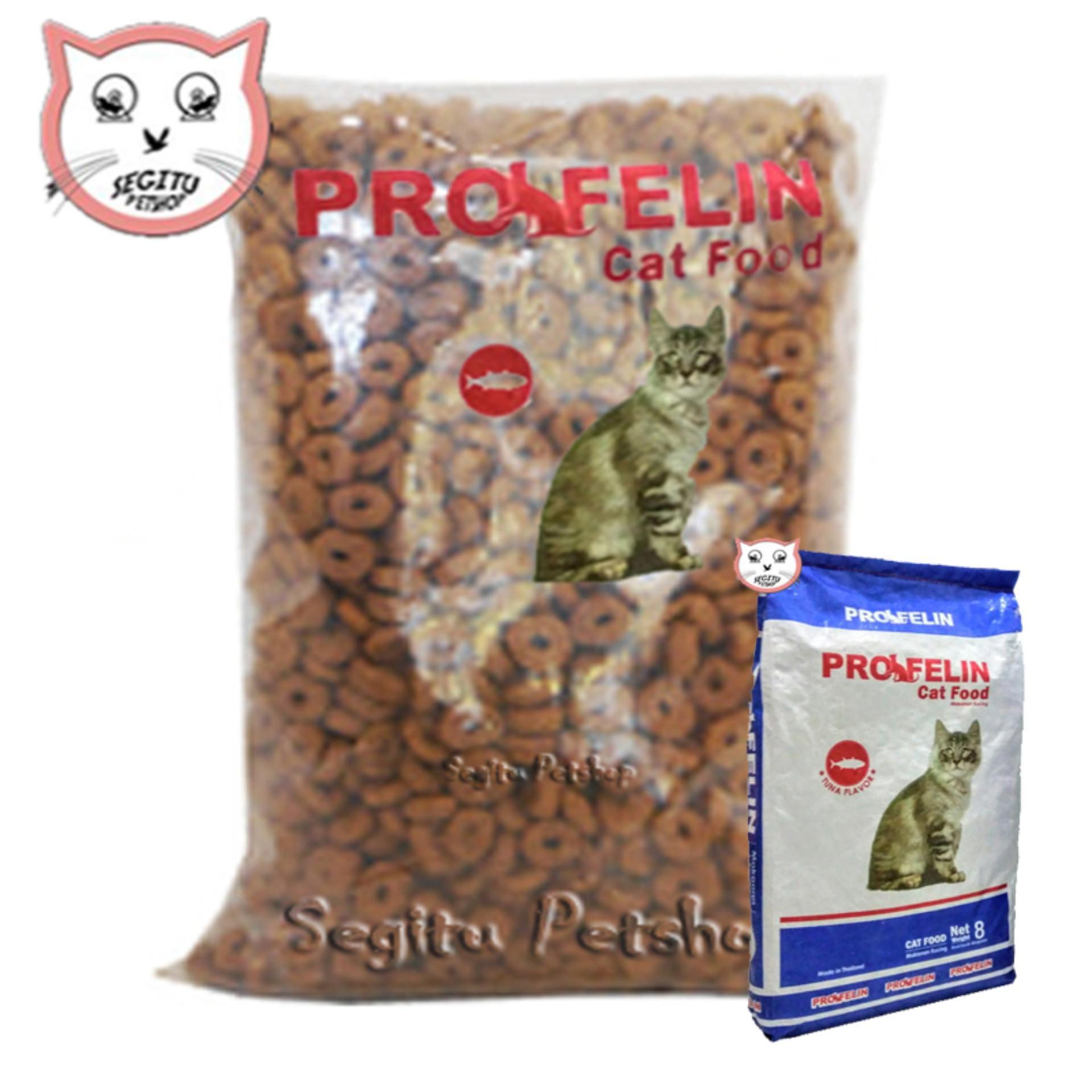 Fitur Makanan Kucing Maxi Cat Food Maksi Repack 1kg Dan Harga Murah Profelin Tuna