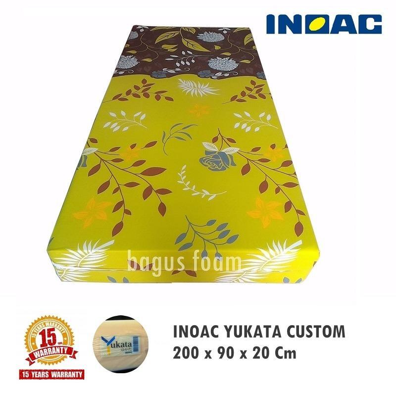 Spesifikasi Inoac Yukata Kasur Busa Tebal 20 Cm Merk Inoac Japan Foam